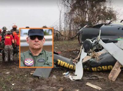 Morre piloto de aeronave que caiu no Pantanal