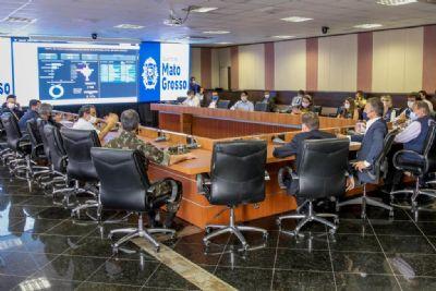 MT adota providências para melhorar transparência das medidas emergenciais