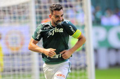 Bruno Henrique cita meta do Palmeiras no Brasileirão 2019