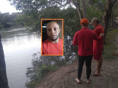 Corpo de rapaz que pulou em rio é encontrado