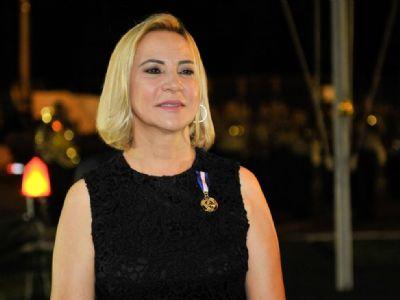 Ex-primeira dama, Roseli Barbosa se torna ré por desvio de recursos da Setas