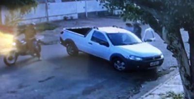 Mulher tem carro roubado duas vezes no mesmo dia