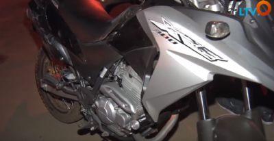 Homem com passagens criminais é preso após roubar duas motos em dois dias; veja vídeo