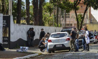 Justiça solta acusados de participação no massacre de escola em Suzano