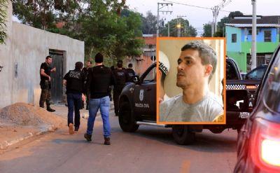 Esposa de Sandro Louco é presa durante operação de combate ao tráfico