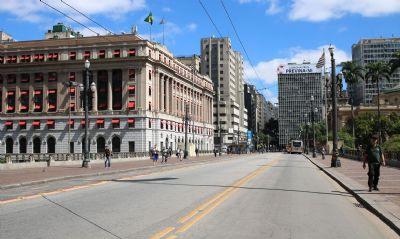Covid-19: São Paulo passa para fase vermelha a partir de hoje