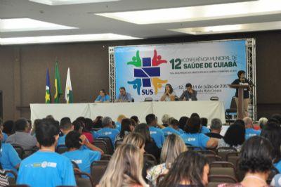 Conferência irá debater saúde na capital