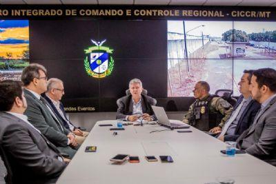 Homicídios reduzem no Estado durante operação na PCE