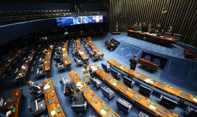 Senado inicia semana com debate sobre legalidade de CPI semipresencial