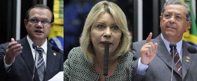 Dois senadores de MT foram contra flexibilização do porte e posse de armas no país