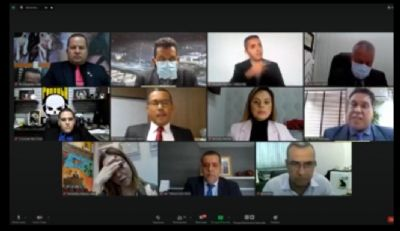 Vídeo | Bate-boca em sessão da Câmara