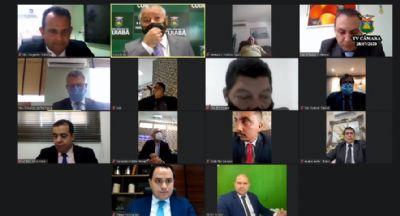 Câmara aprova com 14 votos mensagem que permite 'calote' na Previdência de Cuiabá