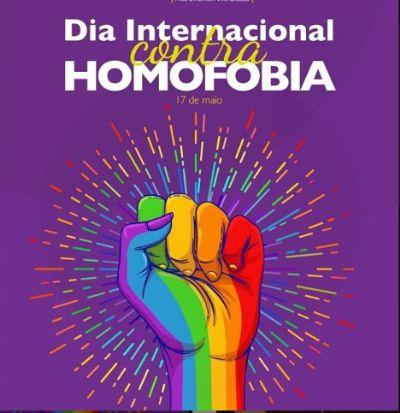 Janaina se manifesta sobre o Dia Internacional contra a Homofobia