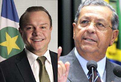 2 senadores de MT estão entre os 6 seis que gastaram R$ 200 mil com querosene para aviões