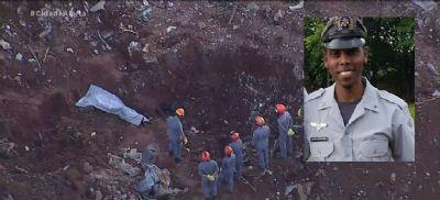 Corpo encontrado em terreno na Zona Sul de SP é de soldado desaparecido há uma semana