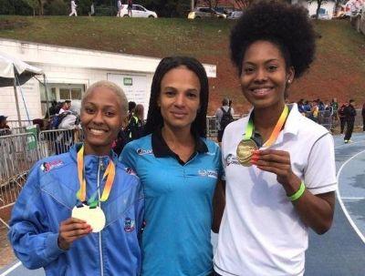 Atletas de Sorriso representam o Brasil no Sul-americano de atletismo na Colômbia