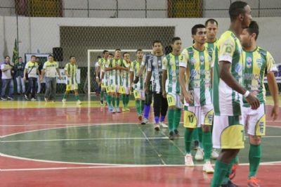 ASF Sorriso joga em casa na estreia da Copa do Brasil de Futsal