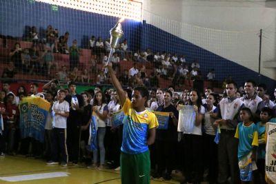 Mais de 150 atletas de Sorriso participam dos Jogos Escolares da Juventude
