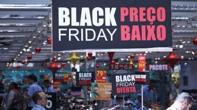 Maioria dos cuiabanos pretendem comprar na Black Friday, revela pesquisa