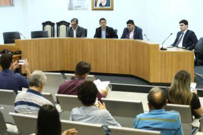 Terceira oitiva da CPI da Previdência é realizada na ALMT