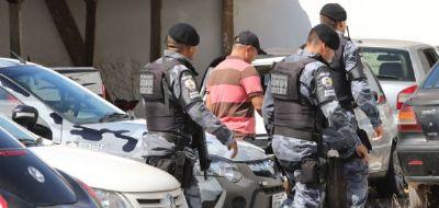 Jurados acolhem teses do MP e condenam integrantes de grupo de extermínio a 60 anos de prisão