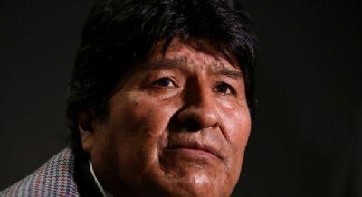Procuradoria da Bolívia emite ordem de prisão contra Evo Morales