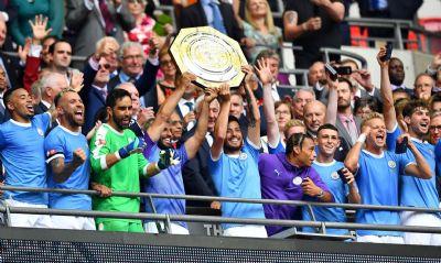 Decisão da tradicional Supercopa da Inglaterra será em 29 de agosto