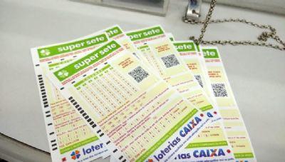 Apostador de Confresa fatura R$30,9 mil em jogo da Loteria Federal