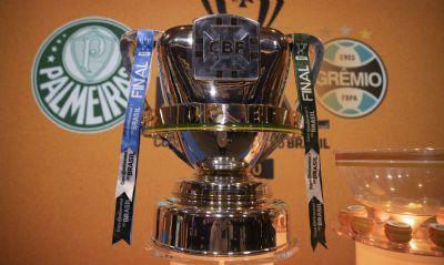 Após sorteio, Palmeiras decidirá Copa do Brasil em casa contra Grêmio