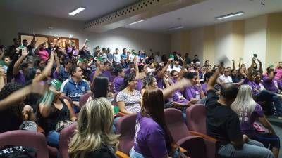 Servidores do Detran adere à greve nacional contra Reforma da Previdência