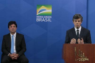 Ex-ministros Mandetta e Teich encaram CPI da Covid nesta terça-feira