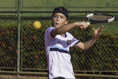 Quarta etapa do estadual de Tênis será disputada em Primavera do Leste