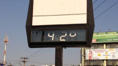 Alta temperatura e umidade baixa fazem a FMF adiar inicio de competições
