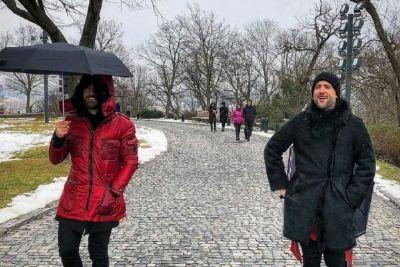Thales sobre saudades de Paulo Gustavo: 'Te sinto a todo momento'