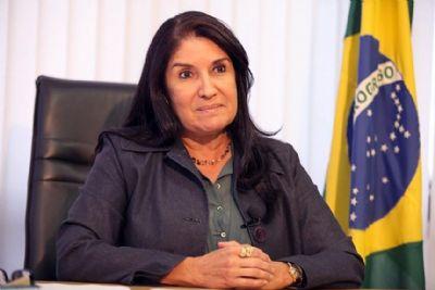 Prefeita de Chapada dos Guimarães, Thelma anuncia diagnóstico de câncer - vídeo