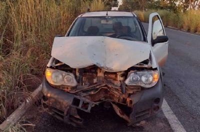Motorista bêbado atropela e mata motociclista na rodovia de Poconé