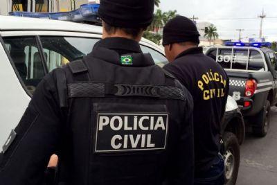 Ponto de venda de droga é fechado e casal é preso por tráfico e corrupção de menores