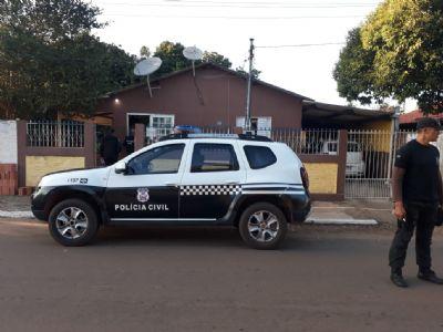 Integrantes de associação criminosa que aplicava golpes contra idosos são presos em Várzea Grande
