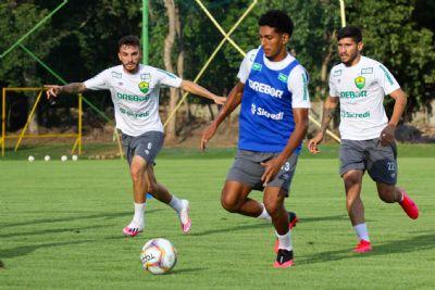Cuiabá segue a preparação para a temporada 2021