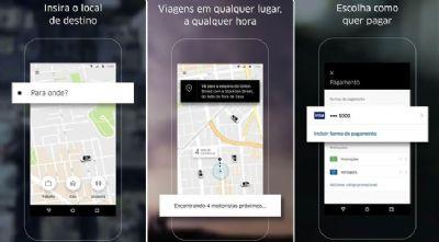 Vereadores de Cuiabá aprovam taxação do Uber, 99, Easy e outros