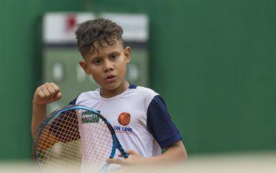 Tenista de Mato Grosso mira o título da Copa Guga Kuerten