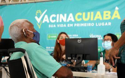 Vídeo   Cuiabá consegue doses extras de vacinas contra a covid-19