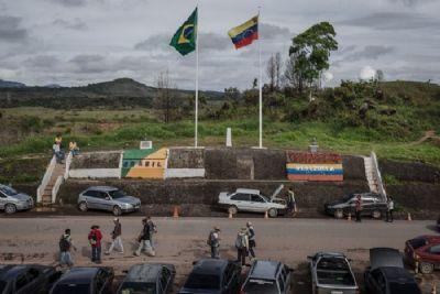 Venezuela anuncia reabertura da fronteiras com Brasil e Aruba