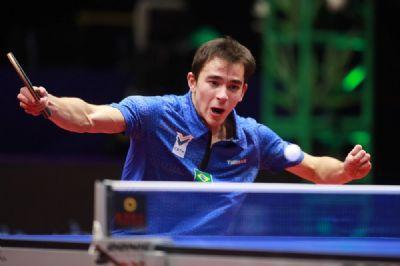 Tênis de Mesa: Calderano conquista Copa Pan-Americana