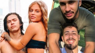 Após ausência de Whindersson Nunes e Luisa Sonza em casamento, Carlinhos Maia desabafa: - Quem era importante pra gente estava lá