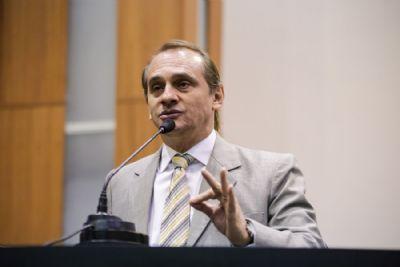 Wilson nega extorsão contra senadora Selma Arruda